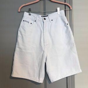 "💙💙High Waisted ""Mom"" shorts"